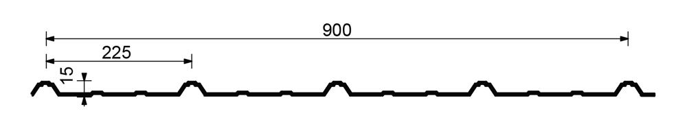 Tabla cutata 15-225-900